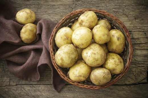 12. Potatoes