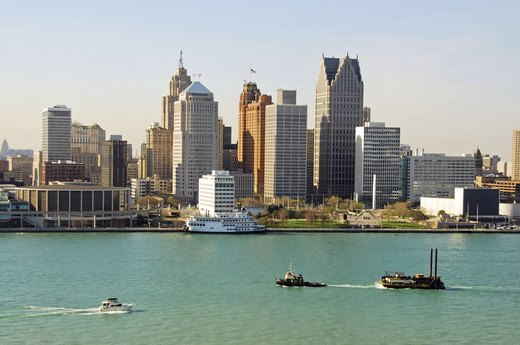 32. Detroit, Michigan