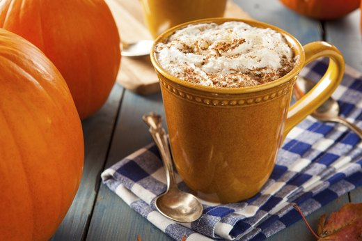 11. Pumpkin-Spice Coffee Creamer