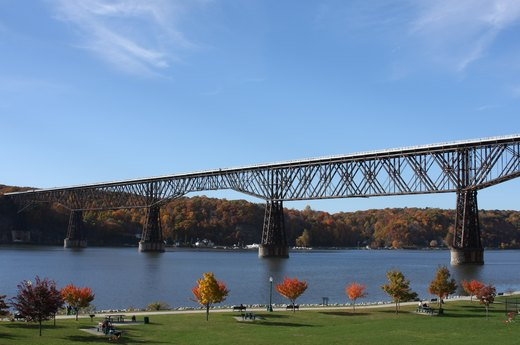 34. Poughkeepsie, New York