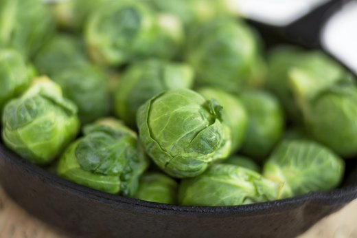 11. Brussels Sprouts