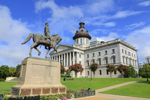 22. Columbia, South Carolina