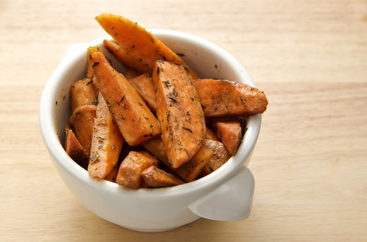3. Sweet Potatoes