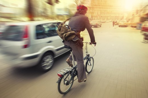 4. Cycling To Work Improves Your Productivity
