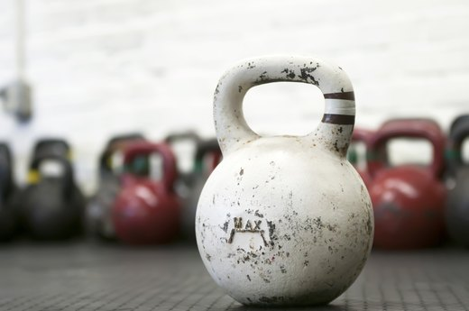 Pick a Kettlebell Size That's Right for You