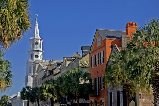 25. Charleston, South Carolina