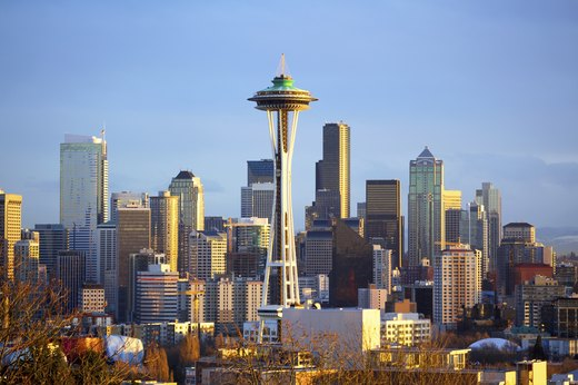 17. Seattle, Washington