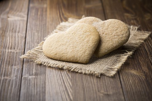 14. Show the Love with Heart-Healthy Whole Wheat