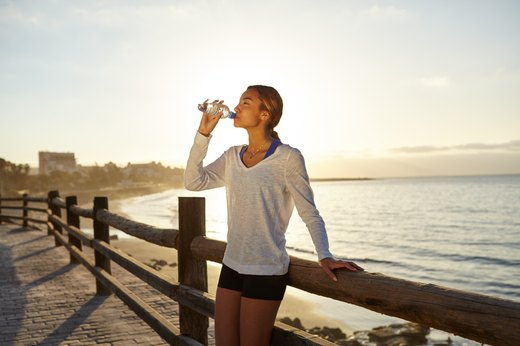 MISTAKE #4: Drinking Only Water During Long Endurance-Exercise Sessions