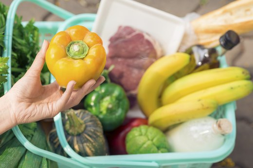 STEP #6: Stock Up on Healthy, Tasty Food