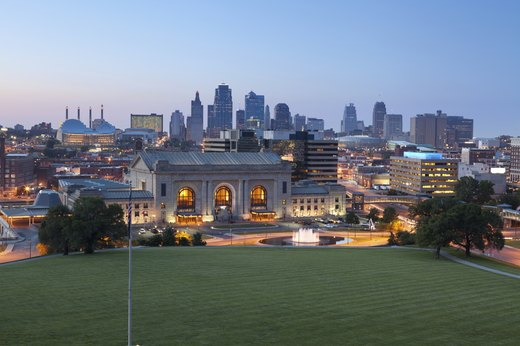 43. Kansas City, Missouri