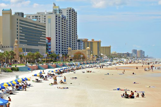 39. Daytona Beach, Florida