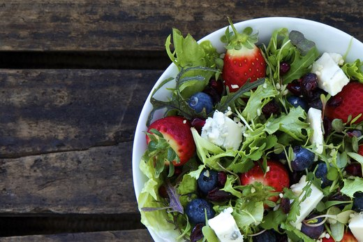 2. SMART SWAP: Salad Toppers