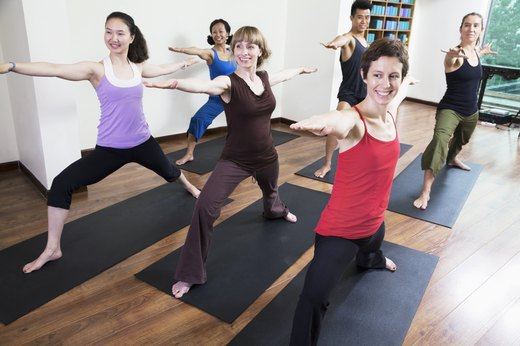 5. Yoga Practice: The Western Take