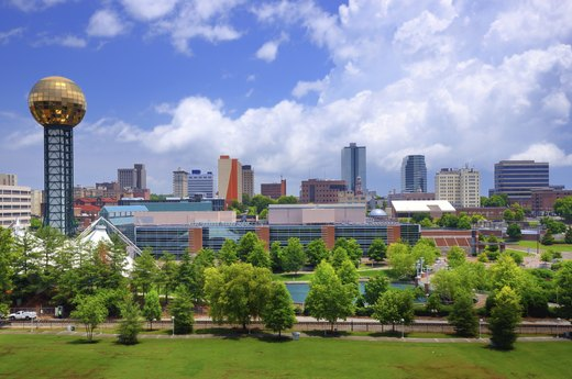 26. Knoxville, Tennessee