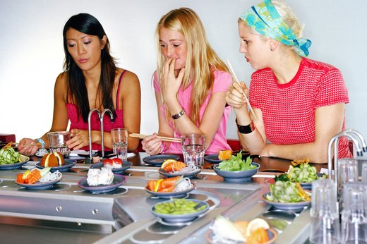 11. Go for Healthy Choices When Eating Out