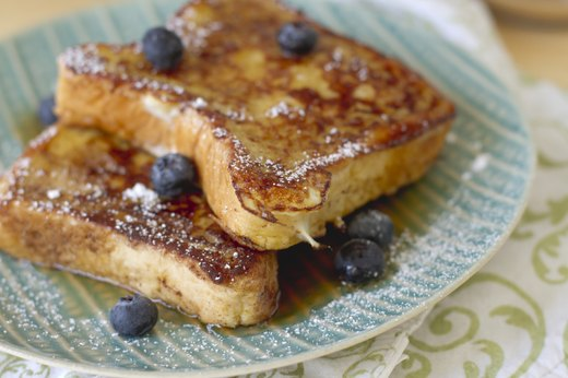 18. All-American French Toast