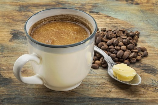 1. Bulletproof Coffee