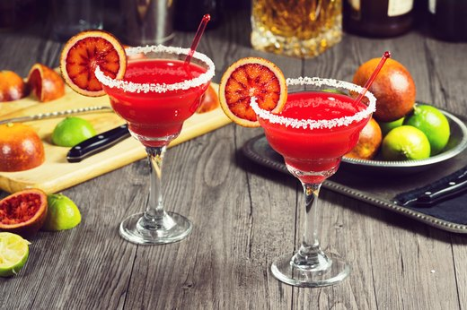 4. Avoid Regular Margaritas