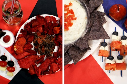 These 6 Quick and Healthy Snacks Will Support Your Super Bowl Team