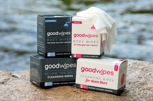 Good Wipes Shower to Go
