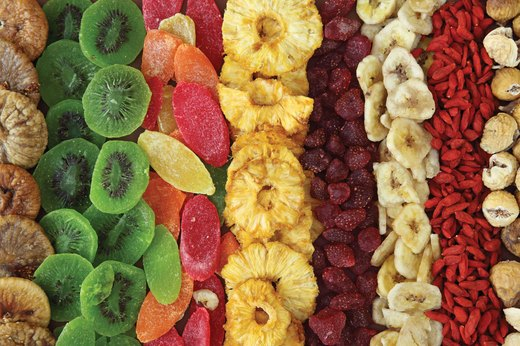 12. Dried Fruit