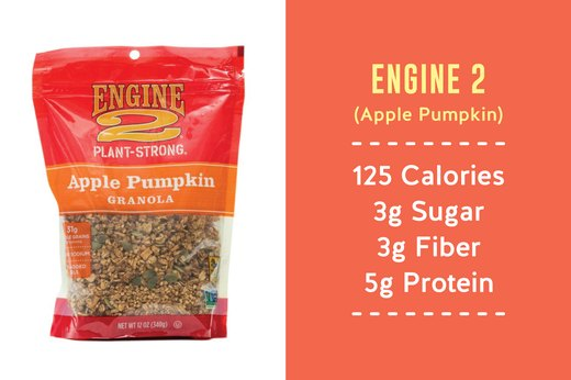 1. BEST: Engine 2 (Apple Pumpkin)