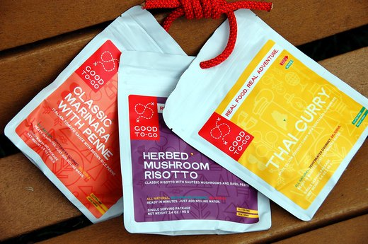 Good To-Go Gourmet Dehydrated Meals
