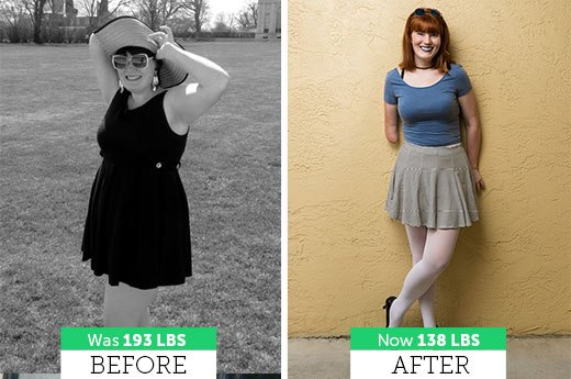 How Kendra L. Lost 55 Pounds