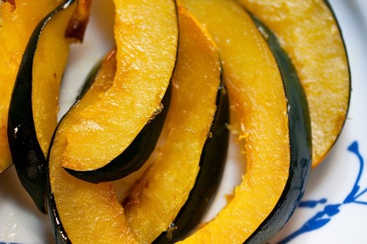7. Maple-Glazed Acorn Squash
