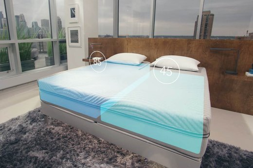 5. Sleep Number 360 Smart Bed
