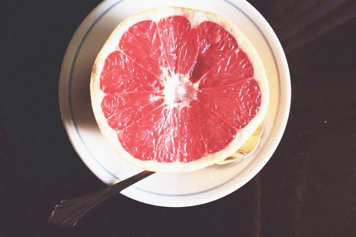 9. Pink Grapefruit
