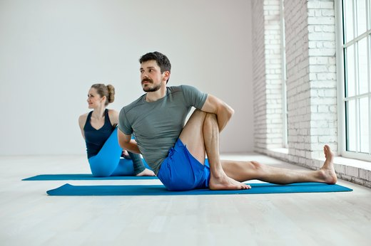 5. Yoga Is Exercise Nearly Everyone Can Do