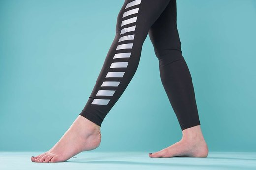 41. Old Navy Leg-Graphic Compression Leggings