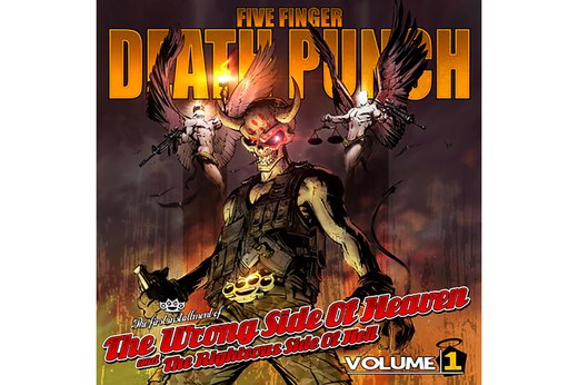 "9. ""Wrong Side of Heaven"" by Five Finger Death Punch"
