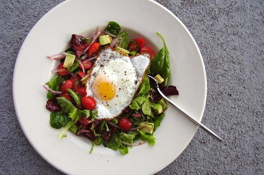 11. California Breakfast Salad
