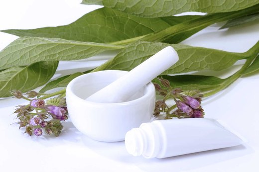 4. Topical Plant-Based Remedies