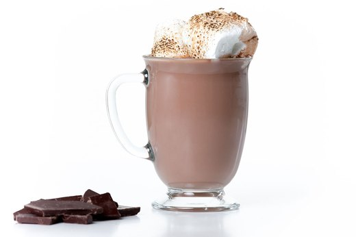 1. The Best Ever Homemade Hot Chocolate