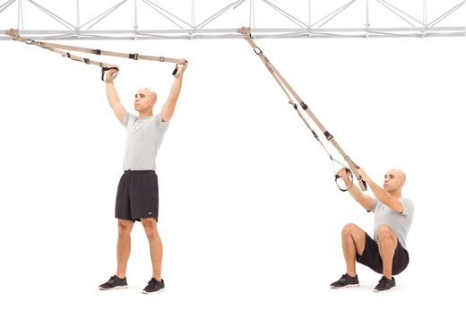 9 trx moves to sculpt an insanely strong upper body for Floor y raise