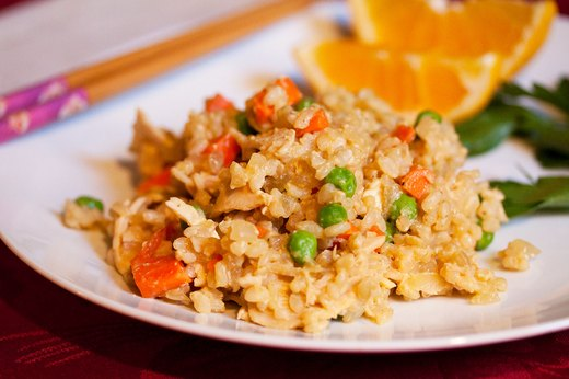 4. Turkey Fried Rice