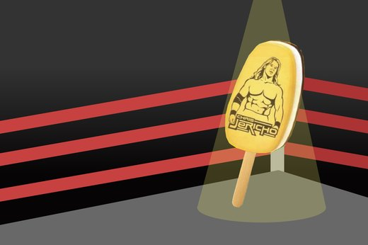 8. WWE Ice Cream Bars