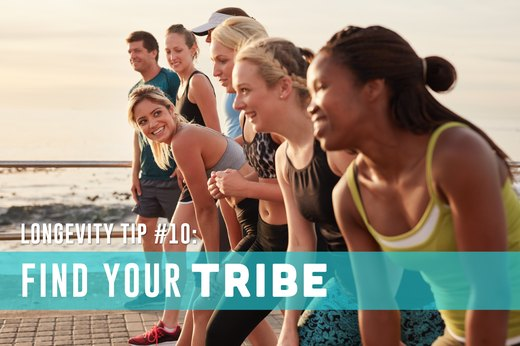 10. Find the Right Tribe