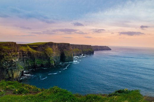 5. Cliffs of Moher, Ireland