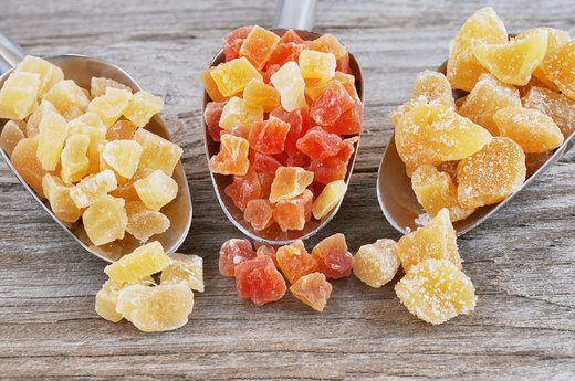 6. Eating Dried Fruits