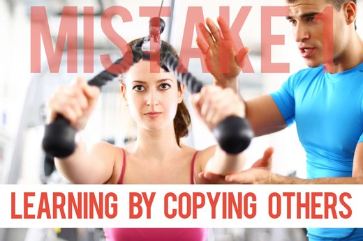 1. You Learn by Copying Others