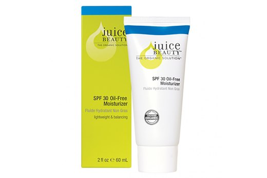 24. BEST OIL-FREE MOISTURIZER WITH SPF: Juice Beauty Oil-Free Moisturizer, SPF 30