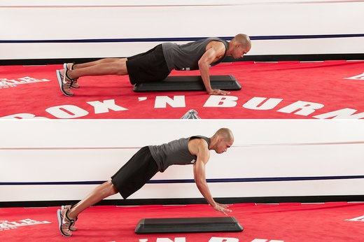 1. Plyometric Push-Up