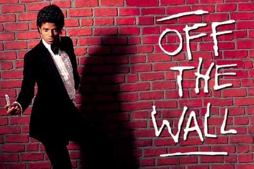 "2. ""Off the Wall"" by Michael Jackson"