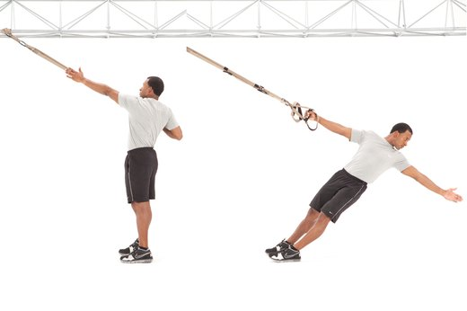 9. TRX Power Pull