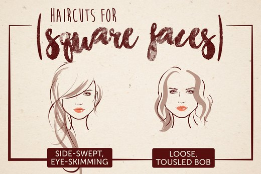 Haircuts for Square Faces